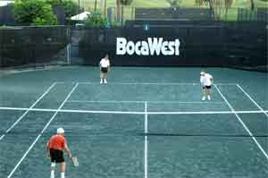 Outdoor activities in the West area of Boca Raton
